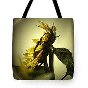 The Yellow Glow Tote Bag