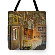 The Yellow Room At Fonthill Castle Tote Bag
