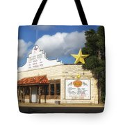 The Yellow Rose Of Crawford Texas Tote Bag