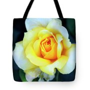 The Yellow Rose Palm Springs Tote Bag