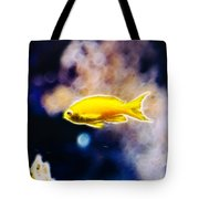 The Yellow Submarine Tote Bag