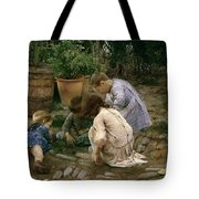 The Young Naturalists Tote Bag