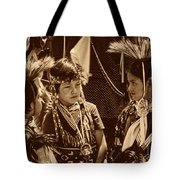 The Young Warriors - 2 Tote Bag