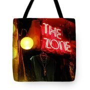 The Zone Tote Bag