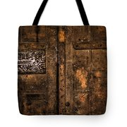 Theater Exit Tote Bag