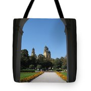 Theatiner Church Munich Tote Bag