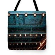 Theatre Lights Tote Bag