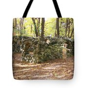 Theatre Square Tote Bag