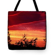 Thee Sunset Of Summer 2014 Tote Bag