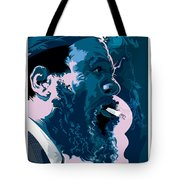 Thelonius Monk Tote Bag