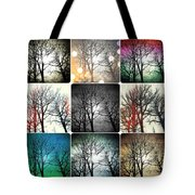 Theme With Variation Tote Bag