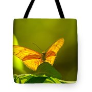 Then A Butterfly Tote Bag