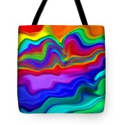 Then The Sky Exploded 2 Tote Bag