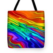 Then The Sky Exploded 5 Tote Bag