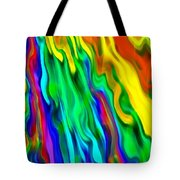 Then The Sky Exploded 7 Tote Bag