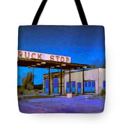 Then They Built The Interstate Tote Bag
