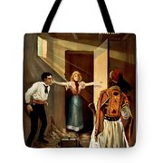 Then You Die Together Tote Bag