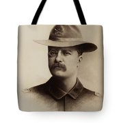 Theodore Roosevelt 1898 Tote Bag