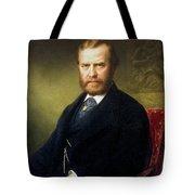 Theodore Roosevelt, Sr Tote Bag