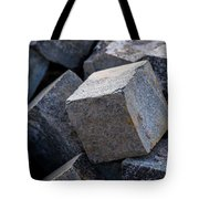 Theory Of Black Holes - Cubism Interpretation Tote Bag