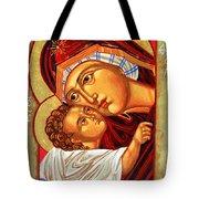 Theotokos Tote Bag