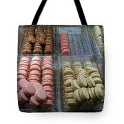 There Goes My Diet In Laduree On The Champs De Elysees Tote Bag