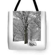 There Is A Kind Of Hush Tote Bag