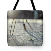 There Is Light Tote Bag
