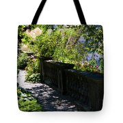 There Is Peace Tote Bag