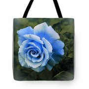 There Were Roses Triptych 2 Tote Bag
