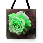 There Were Roses Triptych Tote Bag