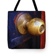 There's A Key Here Somewhere Tote Bag