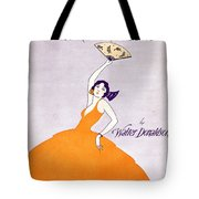 There's A Wah Wah Gal In Agua Caliente Tote Bag