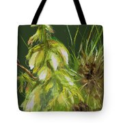 Theres A Yucca In My Yard Tote Bag