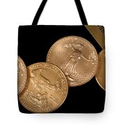 There's Gold Then There's Gold Tote Bag