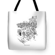 There's More Inside Tote Bag