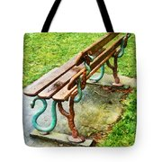 These Are No Snakes In The Grass Tote Bag