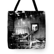 These Fire Walls  Tote Bag