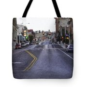 These Streets Are Made For Walking Tote Bag