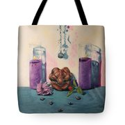 They Are Gone We Are Here Tote Bag by Shelley Irish