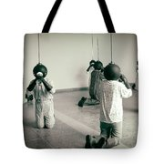 They Are Here  Tote Bag