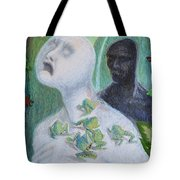 They Are The Standing Dead Tote Bag