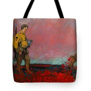 They Called It Passchendaele Tote Bag
