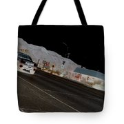 They Drive By Night Tote Bag