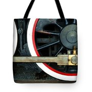 They Drive The Wheels Tote Bag