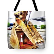 They Get Everywhere Tote Bag