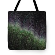 They Grow At Night Tote Bag