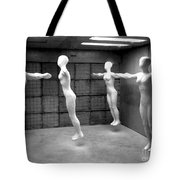 Spooky - They Live Tote Bag