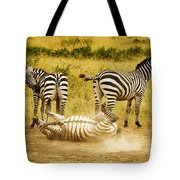 They See Me Rollin Tote Bag