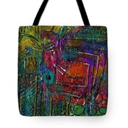 They Sing Of Freedom Tote Bag
